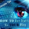 5 Actionable Tips To Grow Your Blog Traffic