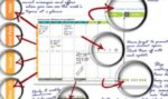Blogging Calendar (free Download)