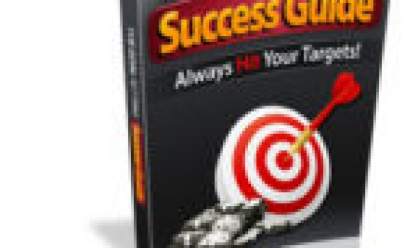 Goal Setting Success Guide (Strategy and free eBook included)